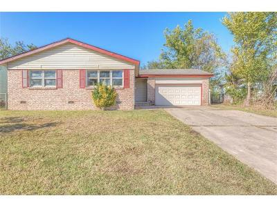 Owasso Single Family Home For Sale: 904 N Dogwood Street