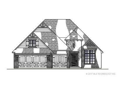 Jenks Single Family Home For Sale: 11513 S Ash Street