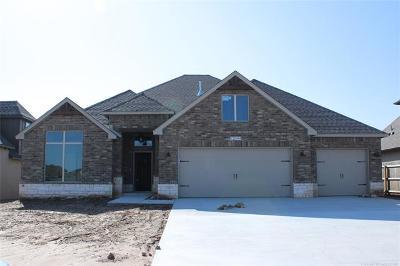Bixby Single Family Home For Sale: 12544 S 66th East Avenue