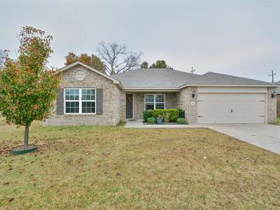 Bixby Single Family Home For Sale: 8515 E 126th Place S