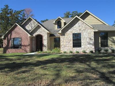 Ada Single Family Home For Sale: 11575 County Road 1518 Circle