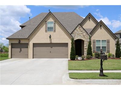 Bixby Single Family Home For Sale: 7081 E 125th Street S