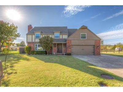 Skiatook Single Family Home For Sale: 108 N Quail Creek Lane