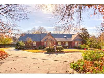Ada Single Family Home For Sale: 1711 Wingedfoot Drive