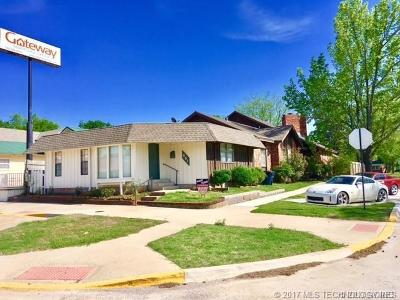 Ada Single Family Home For Sale: 801 E Main Street