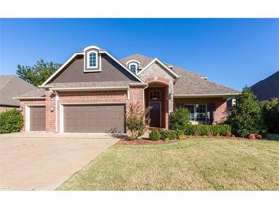 Jenks Single Family Home For Sale: 3317 W 110th Street S