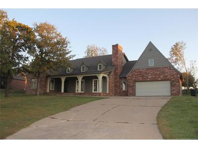 Sapulpa OK Single Family Home For Sale: $379,900