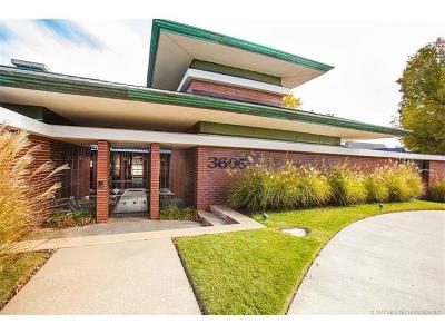 Broken Arrow Single Family Home For Sale: 3605 S Orange Circle