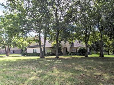 Owasso OK Single Family Home For Sale: $499,000