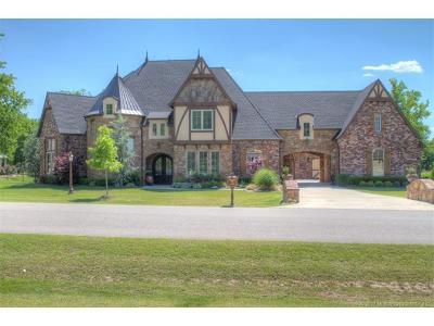 Owasso Single Family Home For Sale: 18126 E Falcon Pass Road