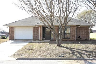 Single Family Home For Sale: 16055 County Road 3536