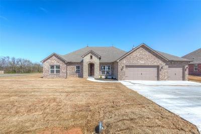 Coweta Single Family Home For Sale: 13507 S 236th East Avenue