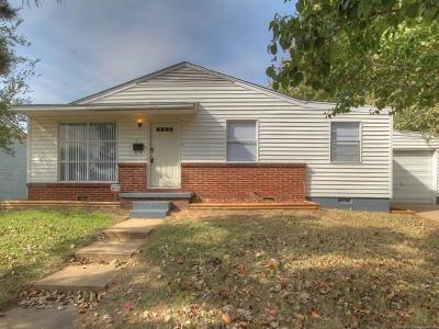 Sand Springs Single Family Home For Sale: 900 N Ash Avenue