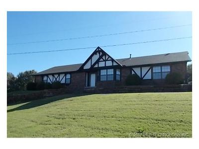 Catoosa Single Family Home For Sale: 19080 Ridge Road