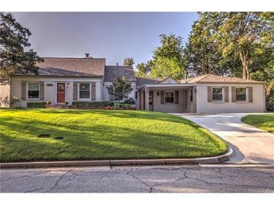 Tulsa Single Family Home For Sale: 2840 E 22nd Street