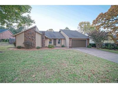 Claremore Single Family Home For Sale: 1211 N Faulkner Drive