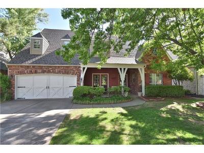 Tulsa Single Family Home For Sale: 9915 S 99th Avenue E