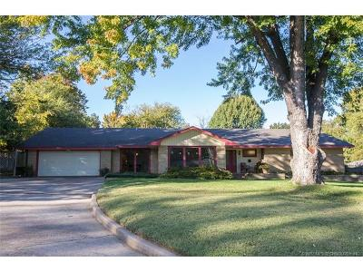 Tulsa Single Family Home For Sale: 2843 E 32nd Street