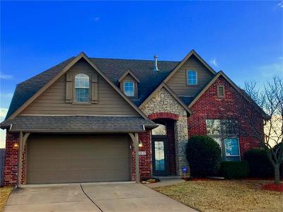 Jenks Single Family Home For Sale: 12017 S Sycamore Street