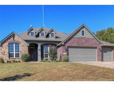 Sand Springs Single Family Home For Sale: 3588 S 184th West Avenue