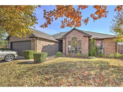 Glenpool Single Family Home For Sale: 13679 S Nyssa Court