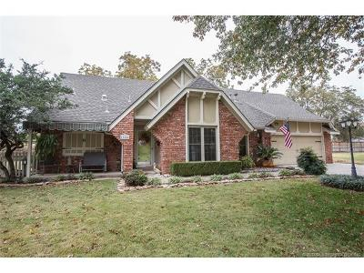 Bixby Single Family Home For Sale: 11608 S 99th East Avenue
