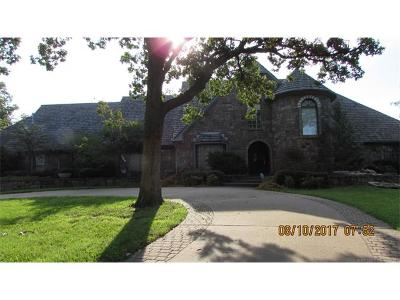 Sapulpa Single Family Home For Sale: 907 Countrywood Way