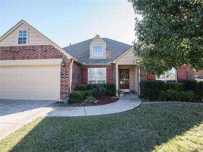 Jenks Single Family Home For Sale: 1014 W 120th Court