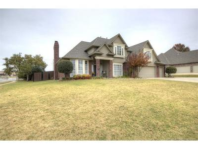 Owasso Single Family Home For Sale: 9505 N 133rd East Avenue