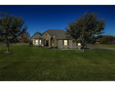 Owasso Single Family Home For Sale: 7025 E 83rd Street North