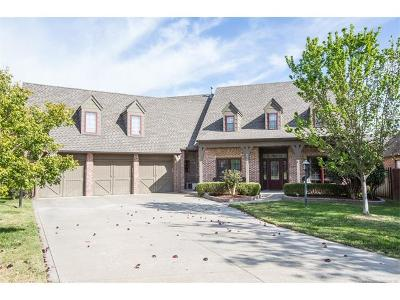 Tulsa Single Family Home For Sale: 8303 S 69th East Avenue