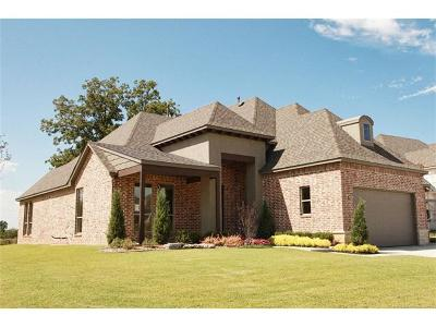 Broken Arrow Single Family Home For Sale: 6718 S Umbrella Avenue