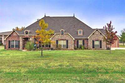Owasso Single Family Home For Sale: 8040 N 175th East Avenue