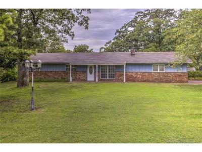 Sapulpa Single Family Home For Sale: 306 Hickory Hill Road