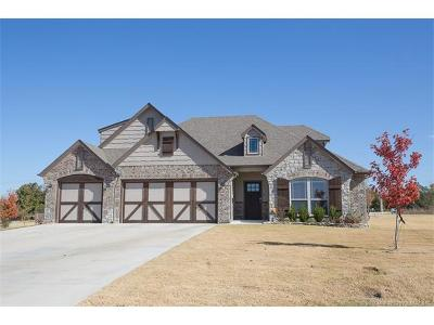 Sand Springs Single Family Home For Sale: 6005 S 130th West Avenue