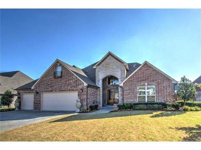 Broken Arrow OK Single Family Home For Sale: $449,500