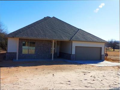 Ada Single Family Home For Sale: 17090 County Road 3539