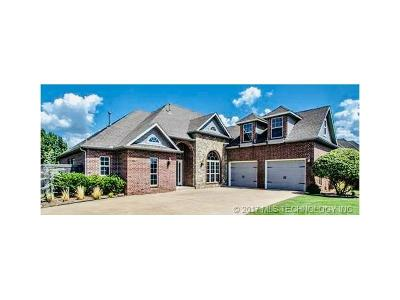 Jenks Single Family Home For Sale: 10917 S Lawrence Street