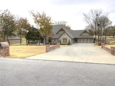 Collinsville Single Family Home For Sale: 14965 N 148th East Avenue