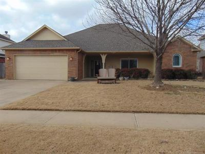 Owasso Single Family Home For Sale: 8910 N 134th East Avenue