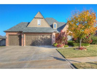Jenks Single Family Home For Sale: 11213 S Madison Street