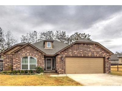 Sand Springs Single Family Home For Sale: 5331 Skylane Place