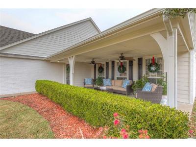 Owasso Single Family Home For Sale: 16171 E 120th Street N
