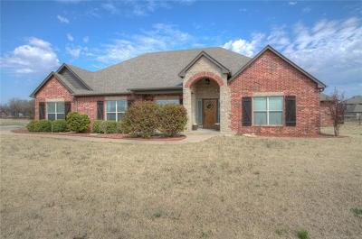 Claremore Single Family Home For Sale: 5133 E Hickory Hollow Drive