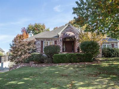 Tulsa Single Family Home For Sale: 8711 S College Place