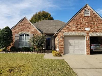 Broken Arrow Single Family Home For Sale: 2446 S Redwood Place