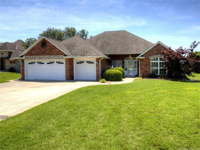 Claremore Single Family Home For Sale: 8220 Overlook Trail