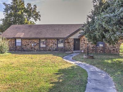Broken Arrow Single Family Home For Sale: 12350 E 138th Street