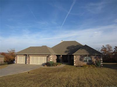 Sand Springs Single Family Home For Sale: 195 S 257th West Avenue