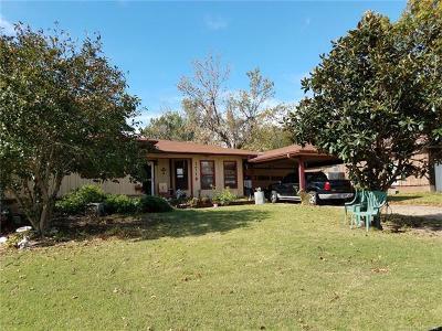 Broken Arrow Single Family Home For Sale: 1710 S Cedar Avenue